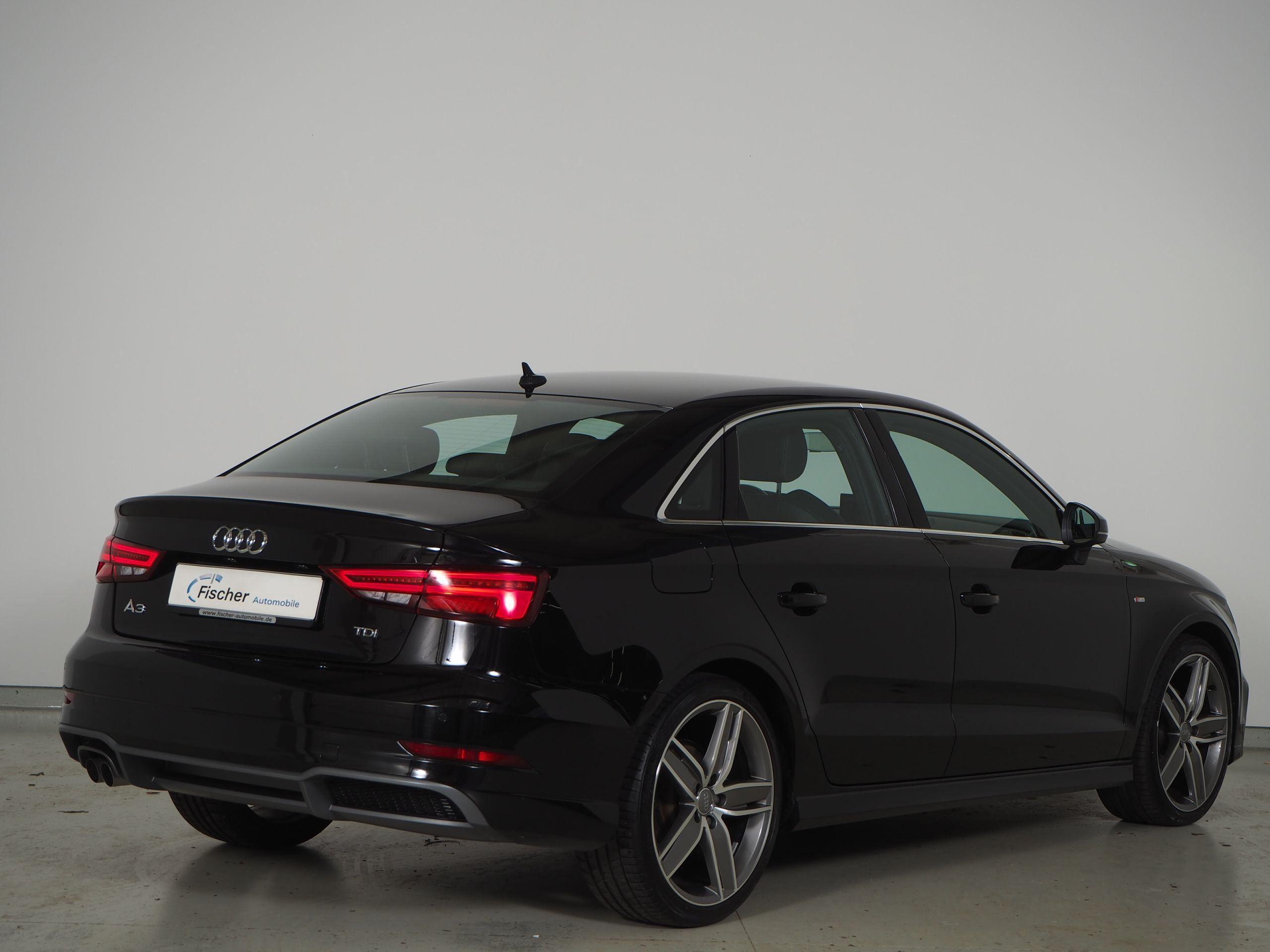 Audi A3 S Line Gebrauchtwagen